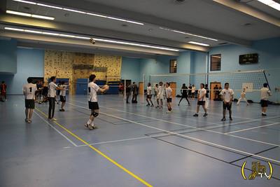 Demi Finale Match de volley BDS