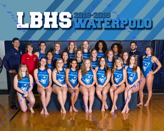 Water Polo Team Pics