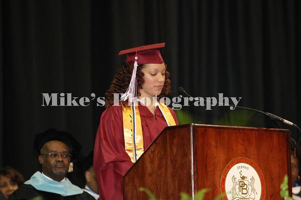 Pine Bluff Graduation 2014