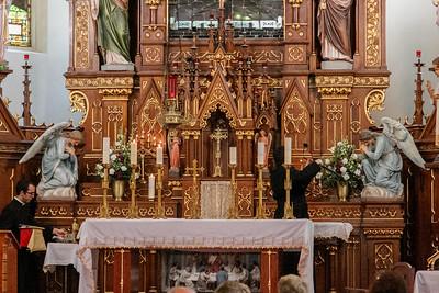 St. Mary's Catholic Church - High Hill