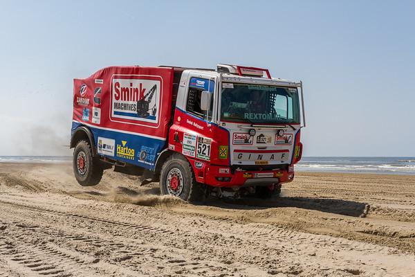 4 x 4 Beach Katwijk