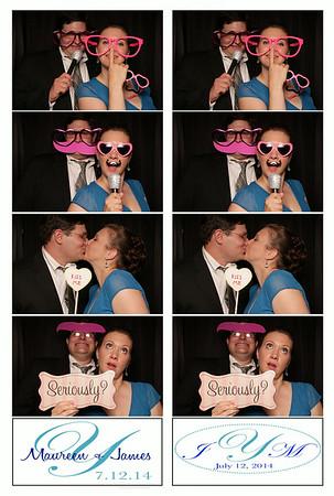 James & Maureen