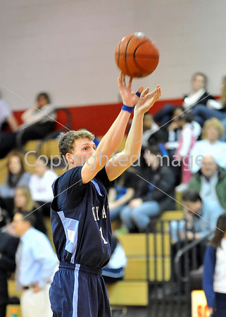 Holy Name VS Schuylkill Valley Boys Basketball 2009-2010