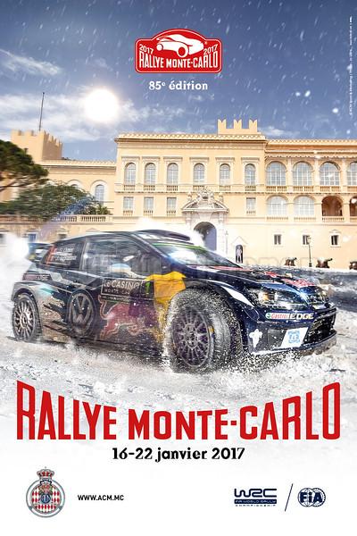 WRC MonteCarlo 2017
