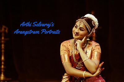 Arthi Selvaraj's Arangetram