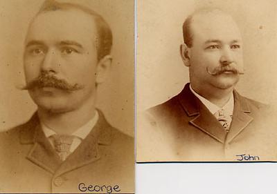 George and John Brandl