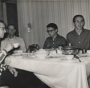 1955-1958, TULSA, OK