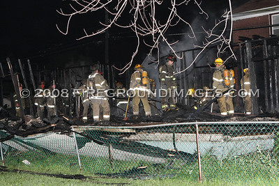 Buffalo St. Fire (Detroit, MI) 7/12/08