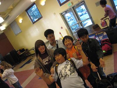 Sixth Grade Astro Camp 2008