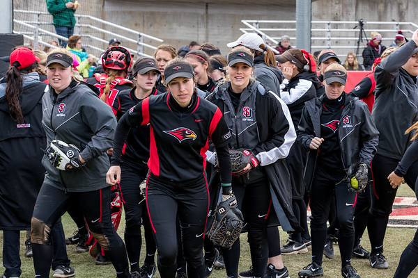 2016 Seattle U Softball vs New Mexico State, Game 3