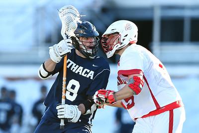 NCAA Men: Ithaca vs Cortland; 4/1/15