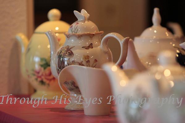 Miss Cibolo Tea Party