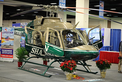 Texas EMS Conference 2019. Medical Helicopters