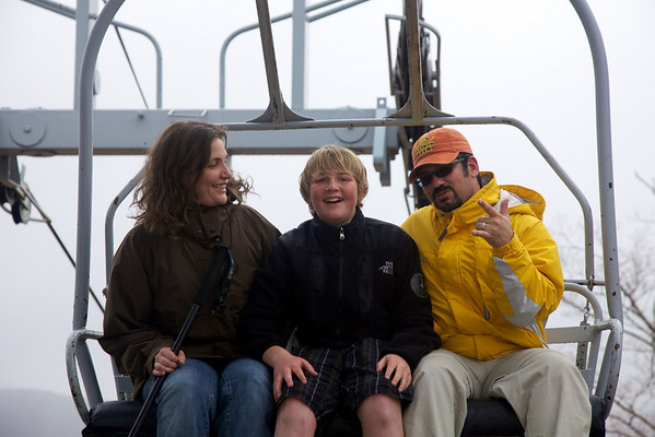 Drew's 35th Birthday Hike - Mt Snow