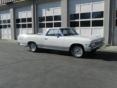 1966 Chevrolet El Camino - Charlie and Jen
