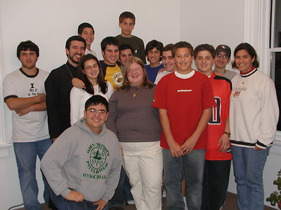 GOYA Fellowship - October 19, 2003