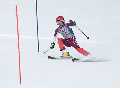 1/21/15: Taft JV Ski Team