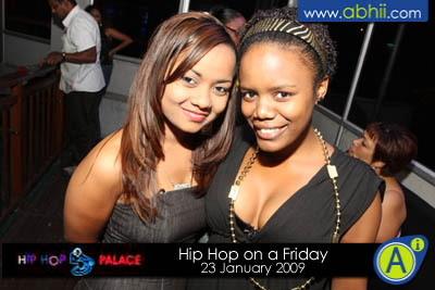 Hip Hop - 23rd Janauary 2009