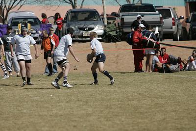 BYU Rugby 2nd XV: vs Utah State at Redrocks Tournament