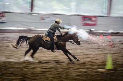 9-15-13  Sunday Mounted Shooting