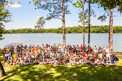 2017 MDA Camp Group shots