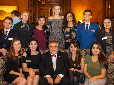 USC School of Pharmacy Alumni/Preceptor Holiday Reception