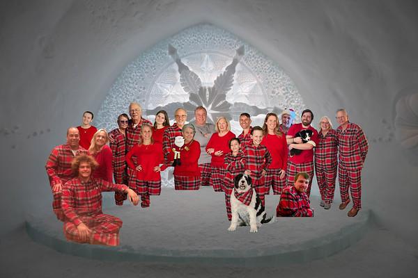 Christmas PJs - 2020