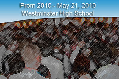 Westminster Prom 2010