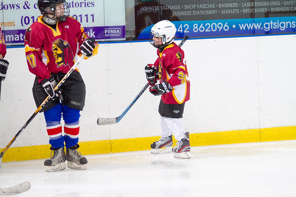 Billingham Wildcats v Whitley Bay Squaws
