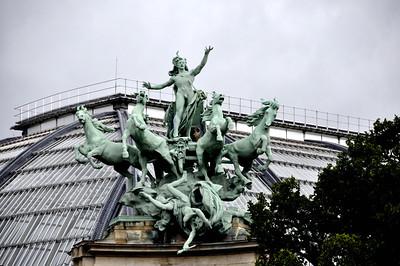 Paris, Summer of 2013