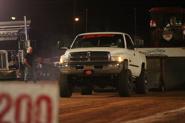 Tifton Truck & Tractor Pull Friday Night