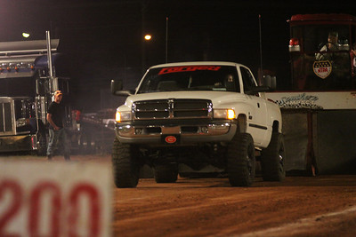 Tifton Truck & Tractor Pull Friday Night