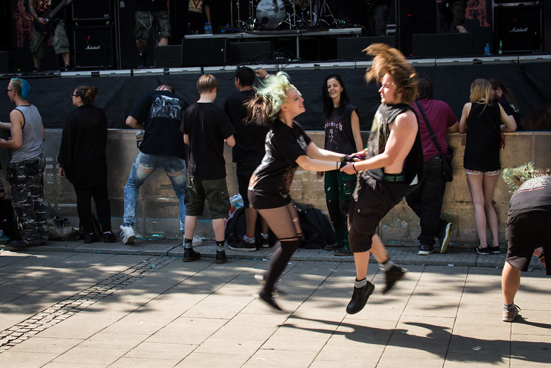 One Hour Hell, Turock Open Air 2015