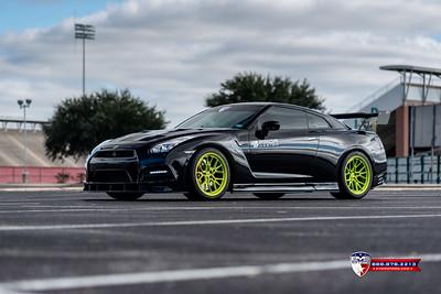 2014 Nissan GT-R Premium Prior Design