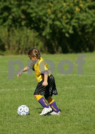 10/02/2005 (Girls U7) Cyclones vs Sharks