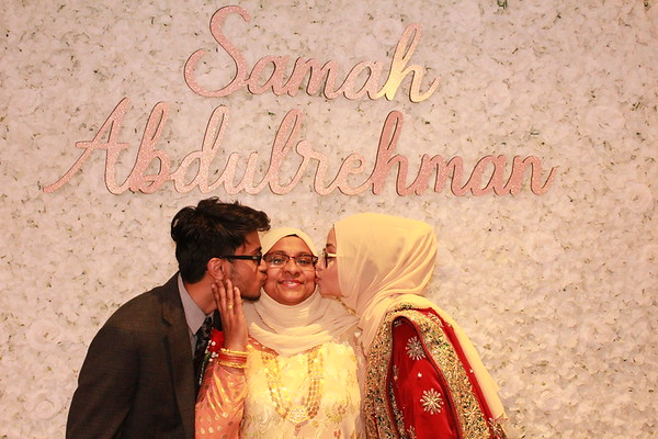 June 23, 2019 - Samah and Abdulrehman