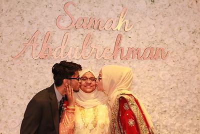 June 23, 2019 - Samah and Abdulrehman