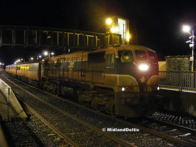 Portarlington (Rail), 20-01-2009
