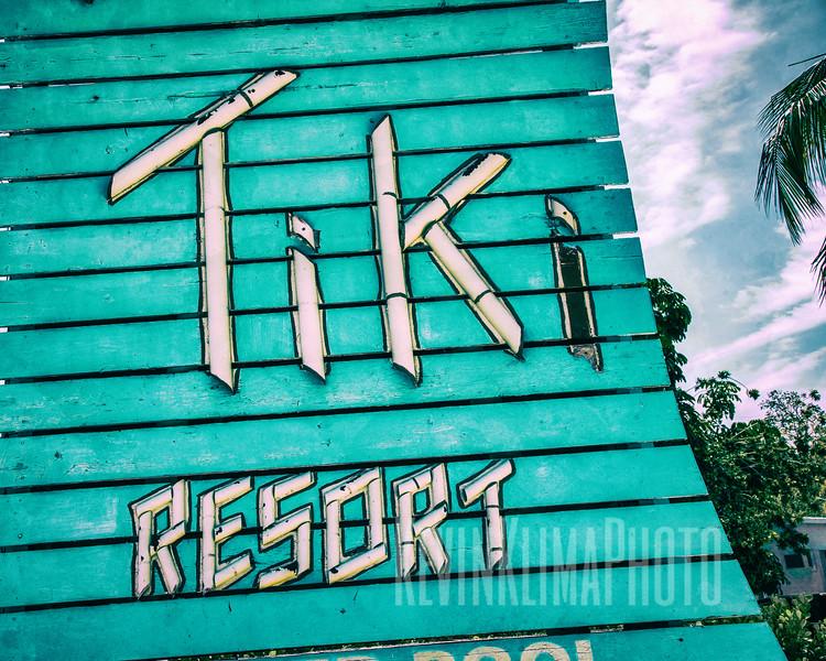 Tiki Resort