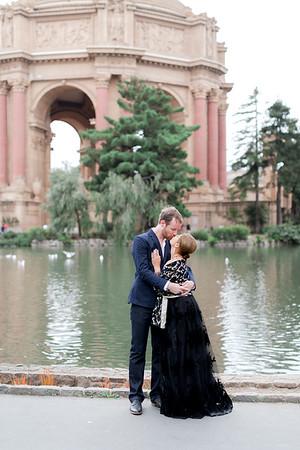 Alex & Karla | San Francisco Engagement