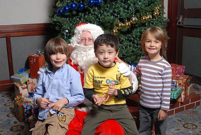 New Sanno Santa Photos 2010