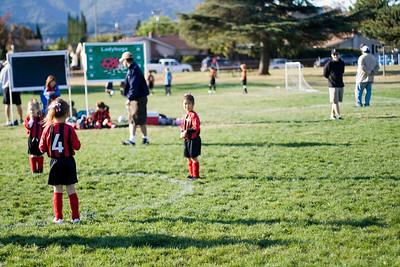 Kaitlynn's Soccer Game 10.11.08