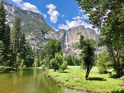 Yosemite July 2019