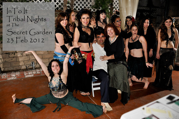 Into It Tribal Nights - Feb 2012