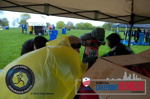 FirstMerit Bank Lakefront 10 Miler - 4/28/12
