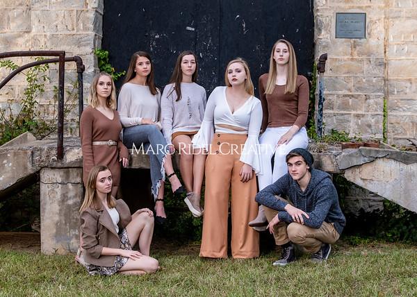 Broughton Dance Ensemble photoshoot. October 26, 2019. MRC_4089