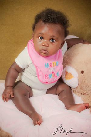 Payton 6 Months Old