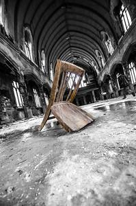 St. Anges Detroit Church Decay  ALBUM