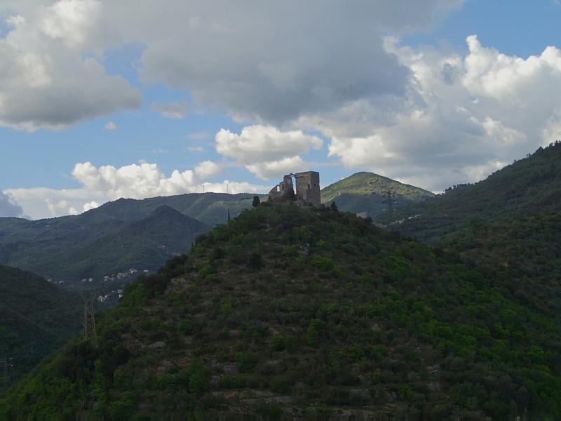 Castle at Zuccurelo