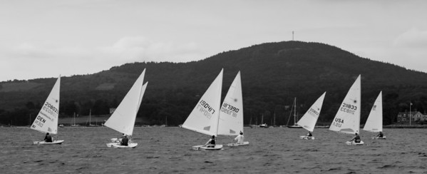 July 15th Laser Racing
